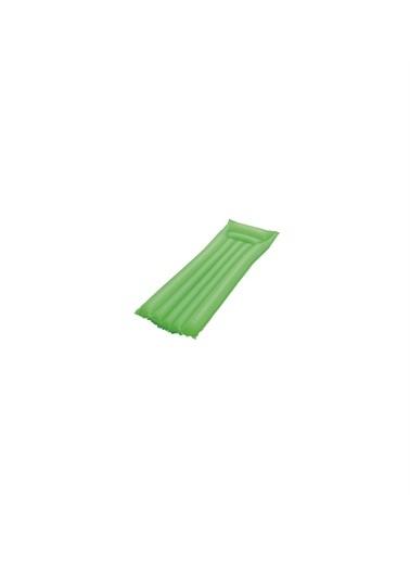 Bestway Bestway 44007 Ekono :Mik Şişme Deniz Yatağı 183X69 Cm Yeşil